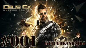 Playlist zu Deus Ex: Mankind Divided