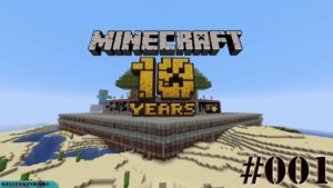 Playlist zu Minecraft: 10 Years