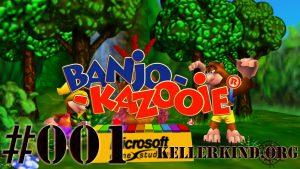Playlist zu Banjo-Kazooie