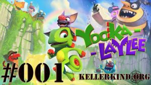 Playlist zu Yooka-Laylee