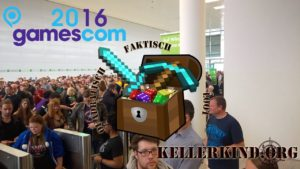 Playlist zu Gamescom 2016