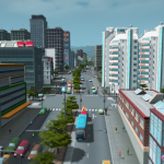Angespielt: Cities Skylines - Straßenverkehr