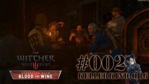 Playlist zu The Witcher 3 - Blood and Wine