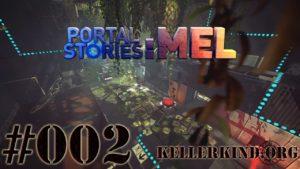 Playlist zu Portal Stories: Mel