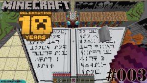 Playlist zu Minecraft: 10 Years