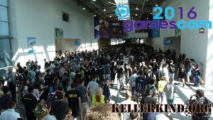 Playlist zu Gamescom 2016