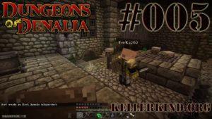 Playlist zu Minecraft: Dungeons of Denalia