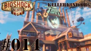 Playlist zu Bioshock Infinite