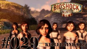 Playlist zu Bioshock Infinite