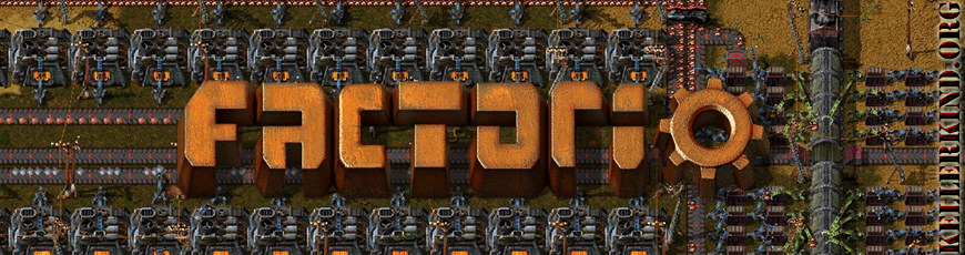 #005 – Factorio