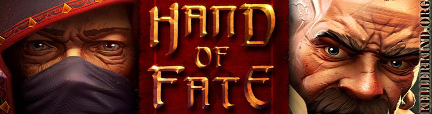 #001 – Hand of Fate – Livestream vom 05.01.19