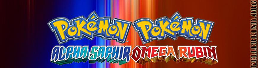 #004 – Pokemon: Omega Rubin und Alpha Saphir